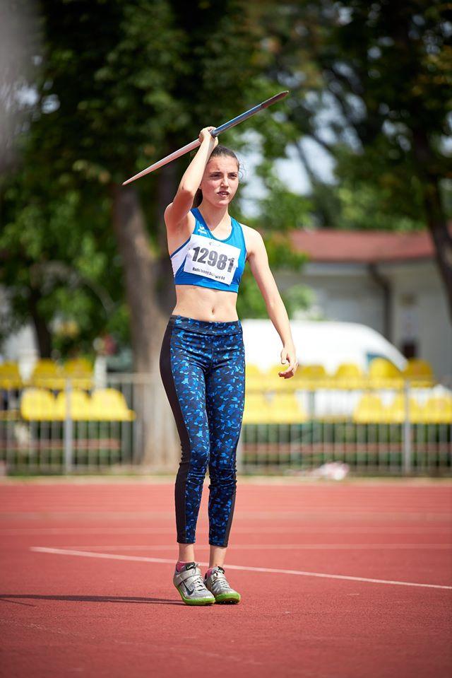 atletism și viziune)